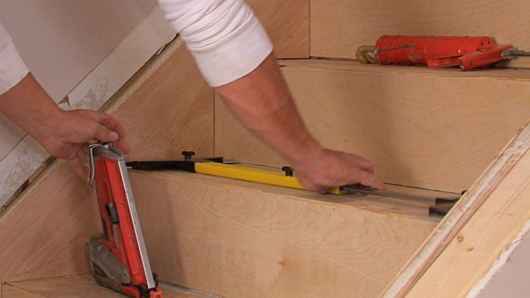 How To Remodel Stairs From Carpet To Wood How To Remodel Carpeted Stairs To Hardwood